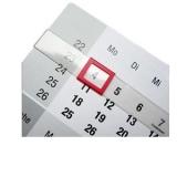 Для изготовления календарей